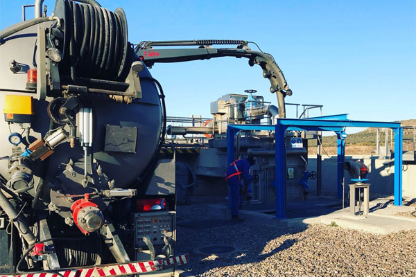 Empresa de extracción de residuos en Lleida