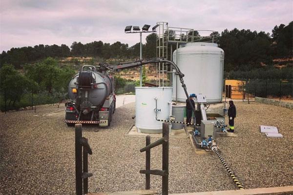 empresa de limpieza de depósitos y desatascos en Lleida